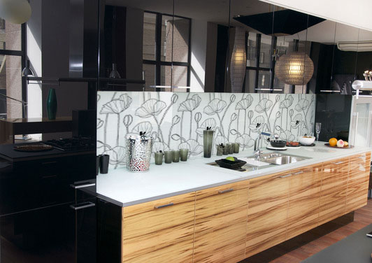 glass backsplash for kitchen 9