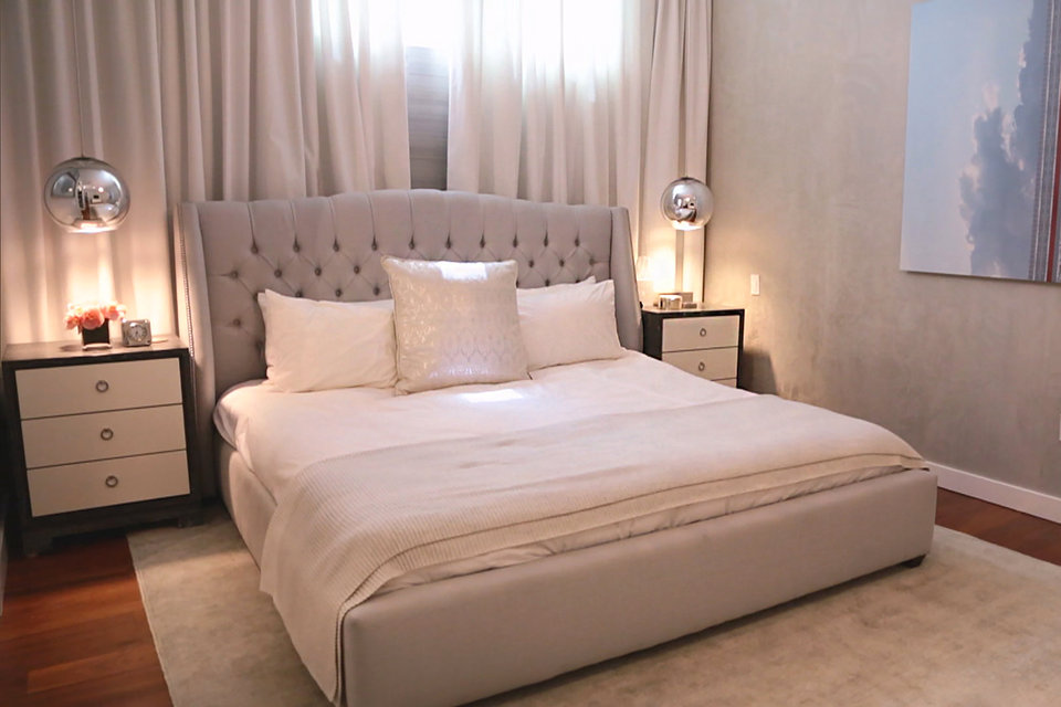 Bravo bethenny an inside look at the skinny girl s nyc apartment dream design dwell - Latest photos of bedroom ...